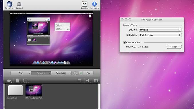 Maximizing Desktop Presenter Quality in Wirecast