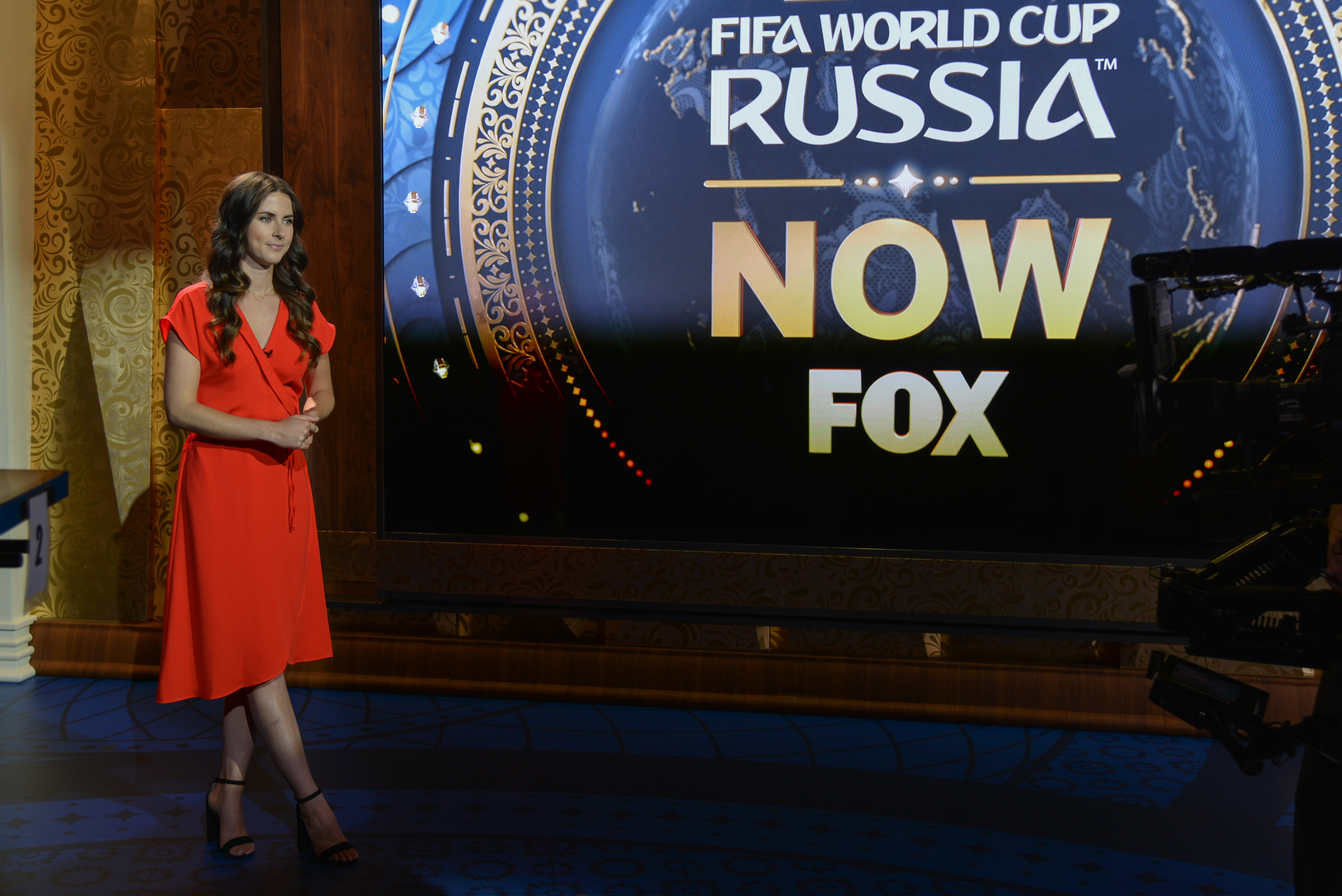 FOX Sports' FIFA World Cup™ Now Show Produced Live for Twitter with Wirecast